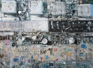 FUKUSHIMA 156x156cm